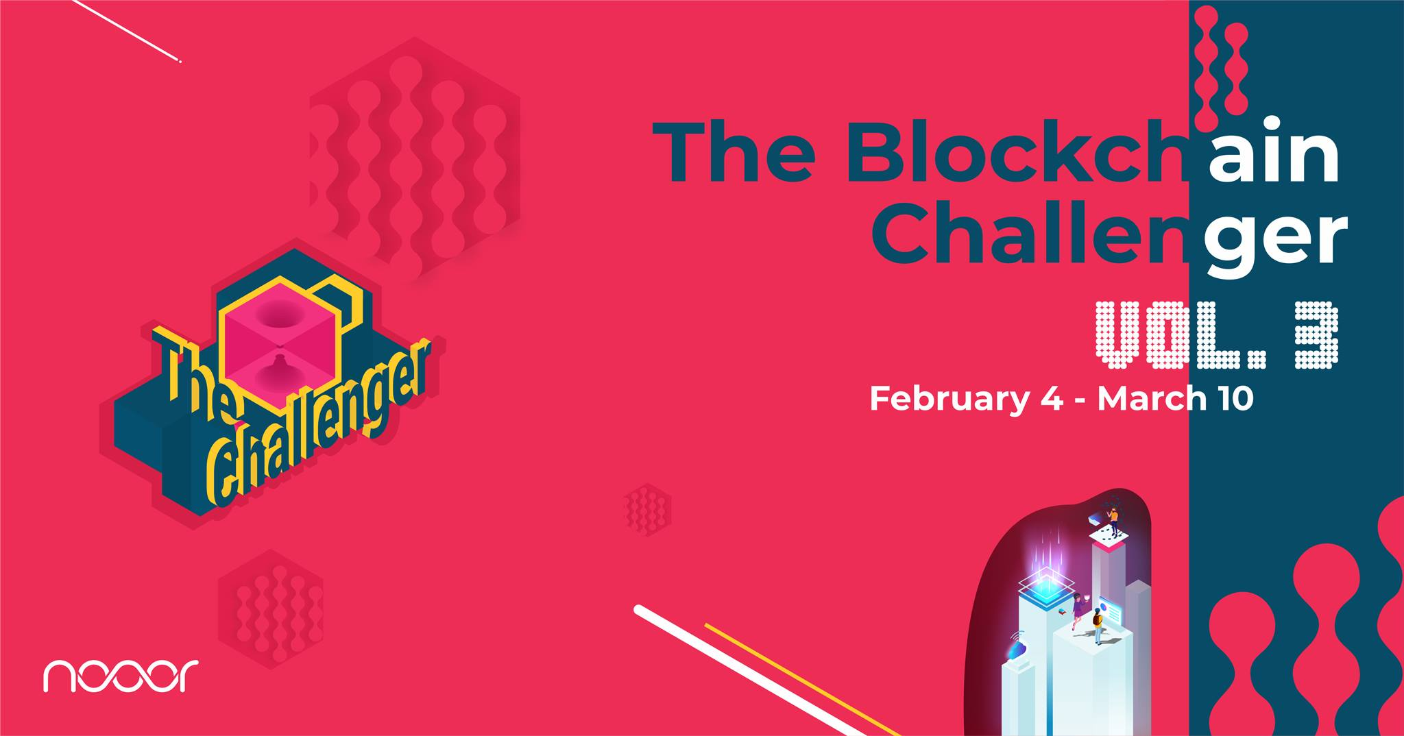 The Blockchain Challenger Vol. 3